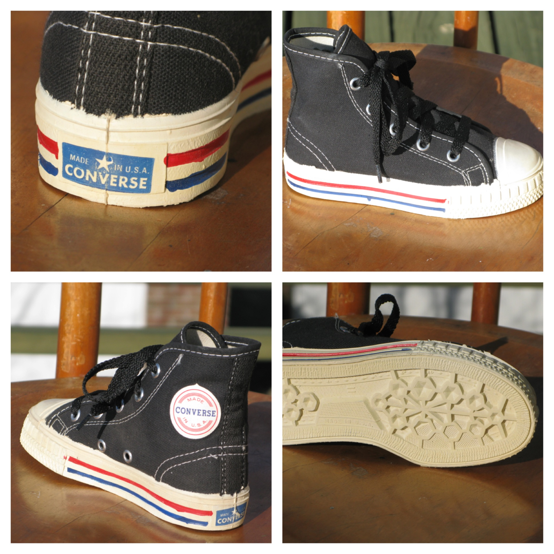 "b5e975351b03 the last pair are listed as converse ""straight shooters"" and came with a  nice box fully intact (almost as excited for the retro box as i am the  actual ..."
